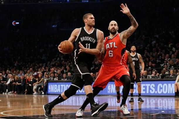 Brook Lopez' 22 Points Leads Brooklyn Nets To A 91-83 Win Over Atlanta Hawks At Home In Game 3