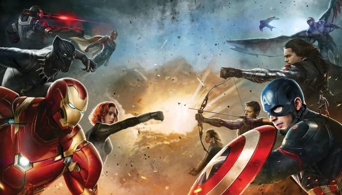 La guerra de Marvel