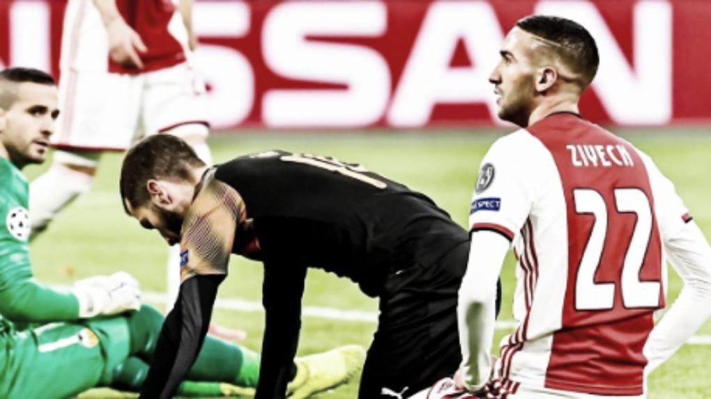 Após queda do Ajax na Champions, tudo volta ao normal no futebol holandês
