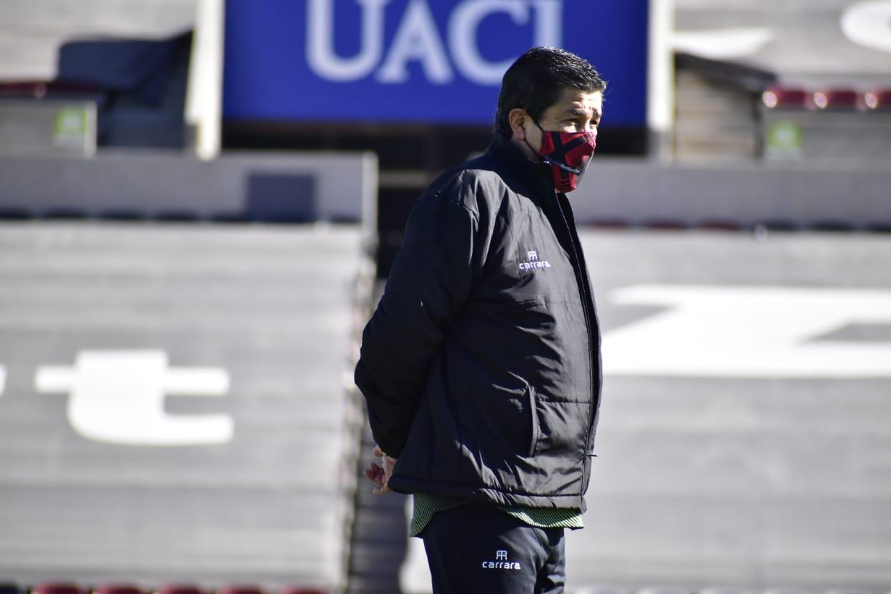 Luis Fernando Tena, contento de llegar a Juárez