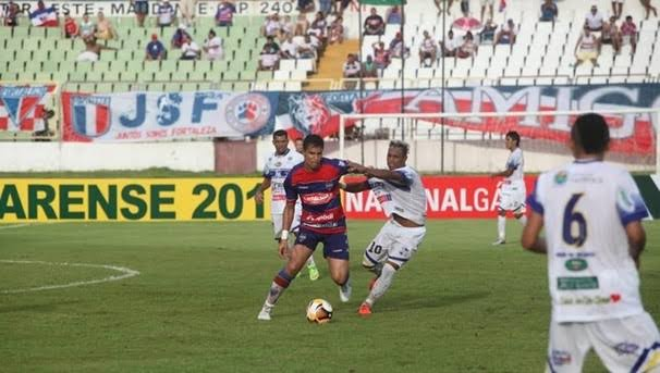 Fortaleza x Guarany de Sobral AO VIVO hoje (1-0)