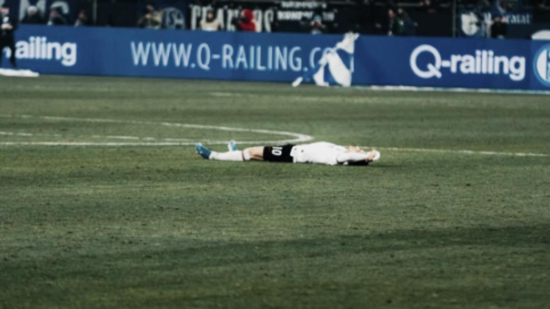 Depois da boa temporada passada, Eintracht Frankfurt agora preocupa sua torcida