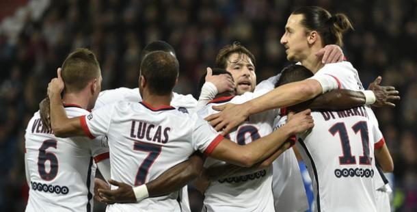 Poche novità, in Ligue 1