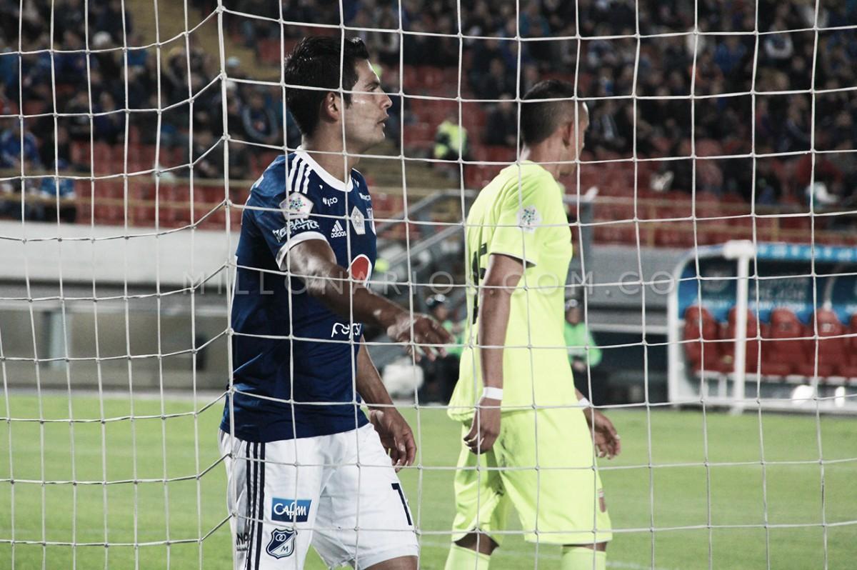 David Macalister Silva, aquél que mantiene vivo a Millonarios