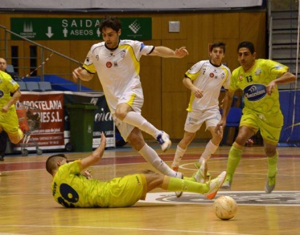 Insustancial empate entre Santiago Futsal y Montesinos Jumilla