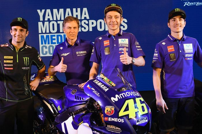 Movistar Yamaha Akan Rombak Tim Besar-besaran