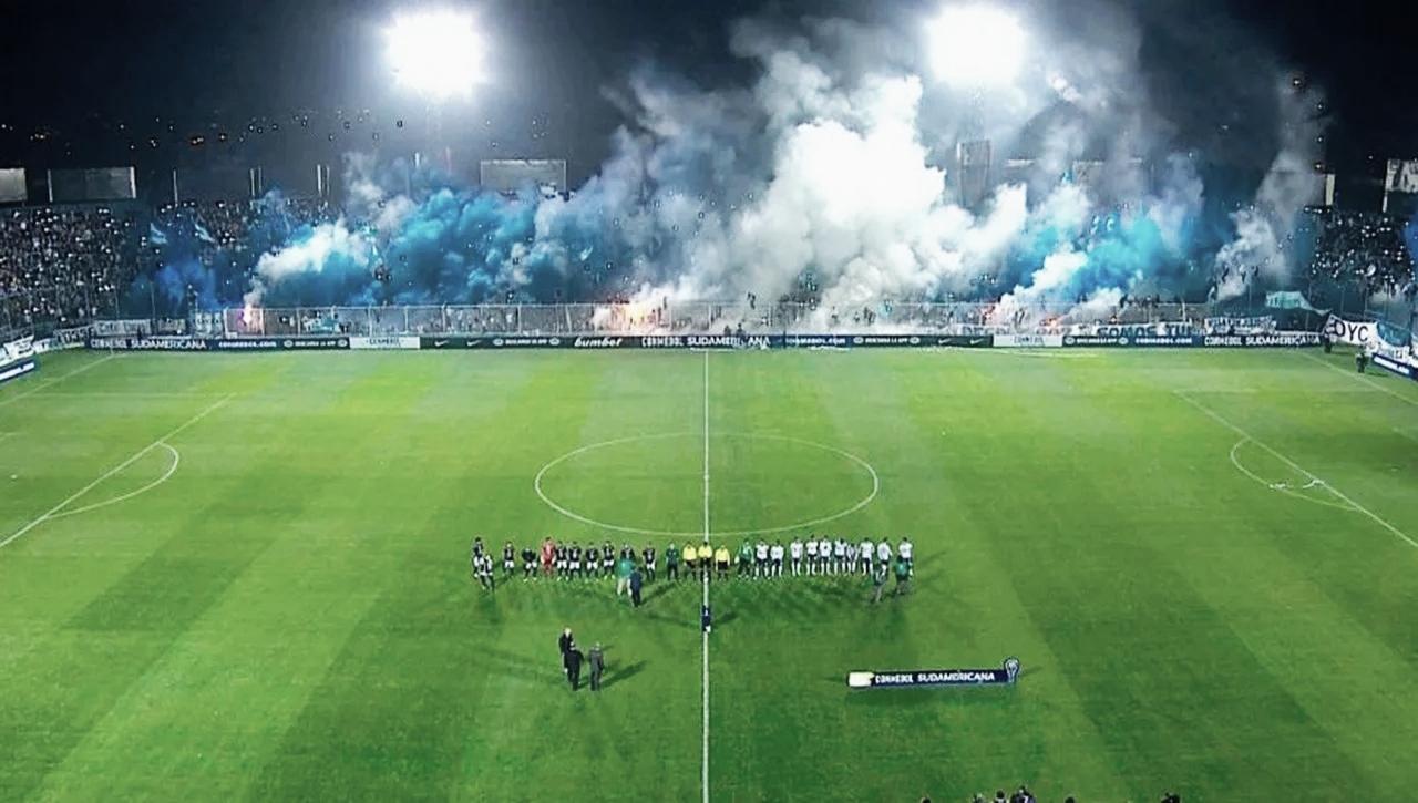Atlético Tucumán vs Oriente Petrolero&nbsp; 11/07/2017<br>Foto: La Gaceta