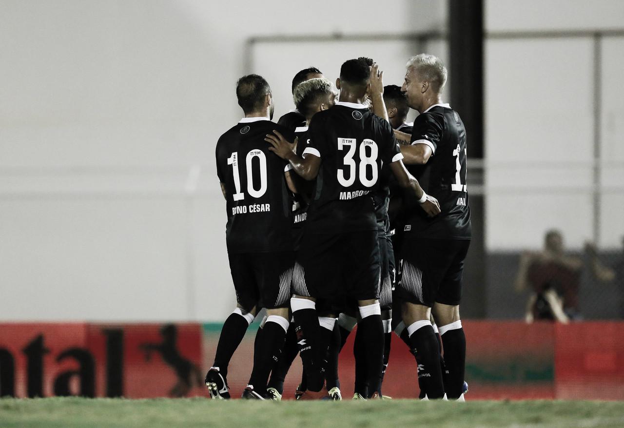 Maxi López aprova atuação do Vasco e exalta superação do time