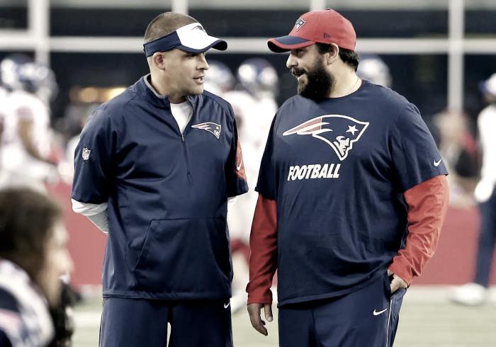 Carrusel de entrenadores en jefe en la NFL