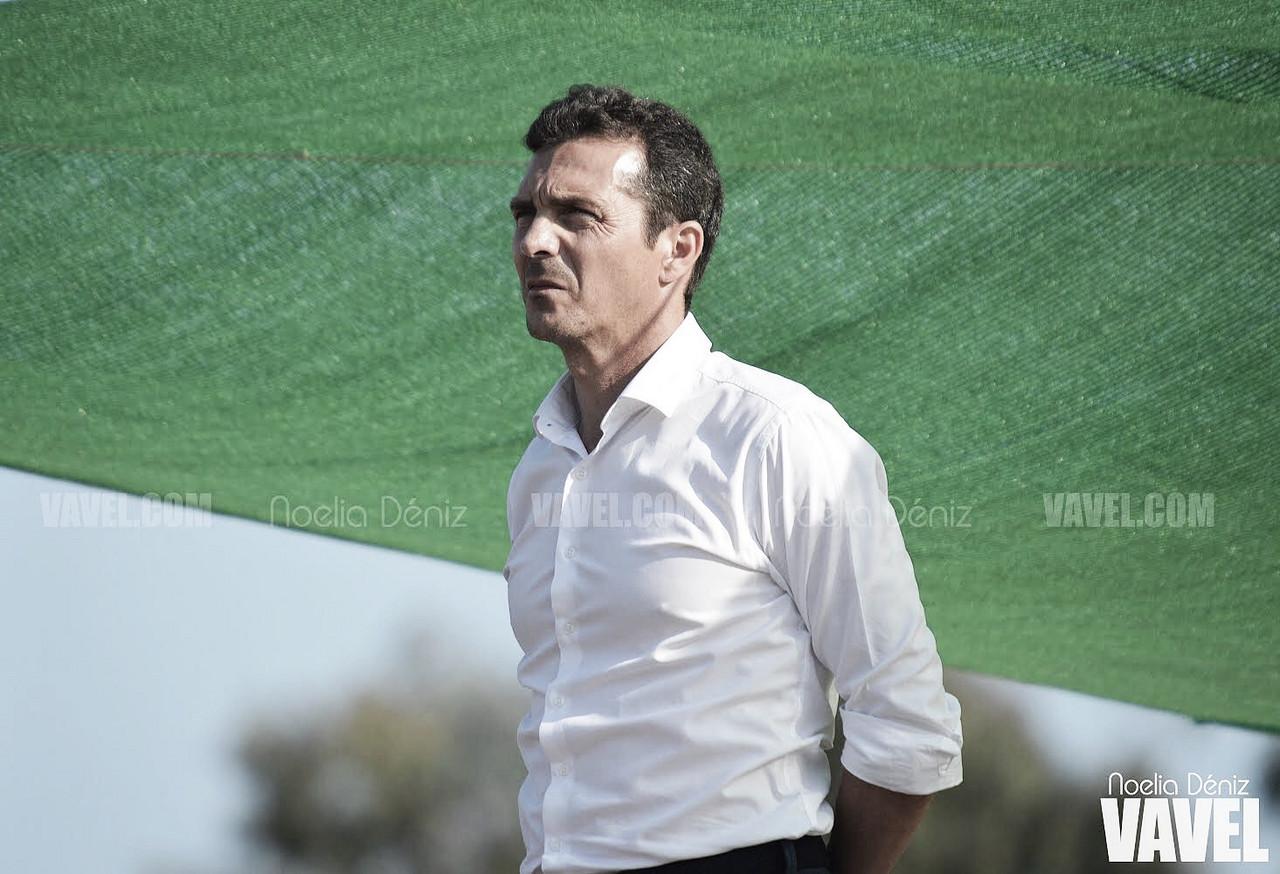 """Guillermo Amor: """"El Sevilla es un equipo ganador"""""""