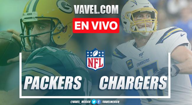 Packers vs Chargers EN VIVO transmisión online en NFL (11-26)