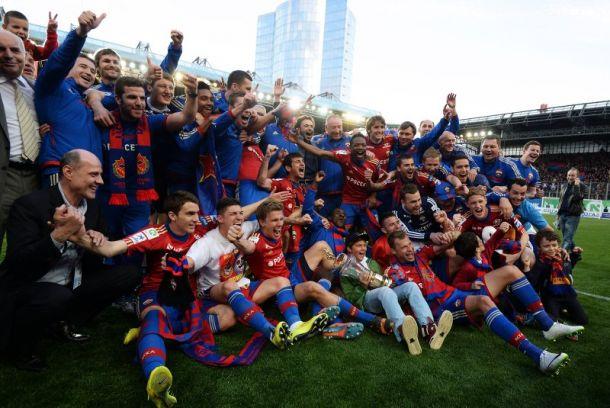 RPL - Résumé 30ème Journée : le CSKA conserve son titre !