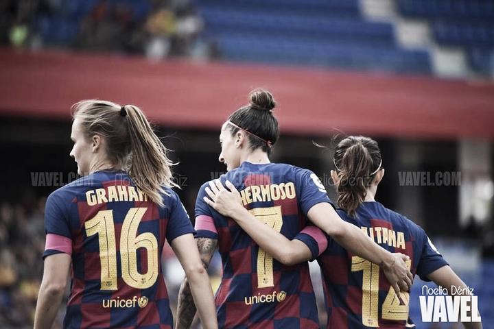 Resumen FC Barcelona Femení vs Real Betis Féminas