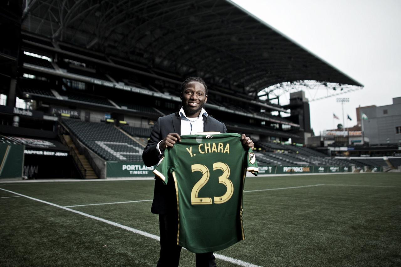 Yimmi Chará, nuevo Designated Player de Timbers FC