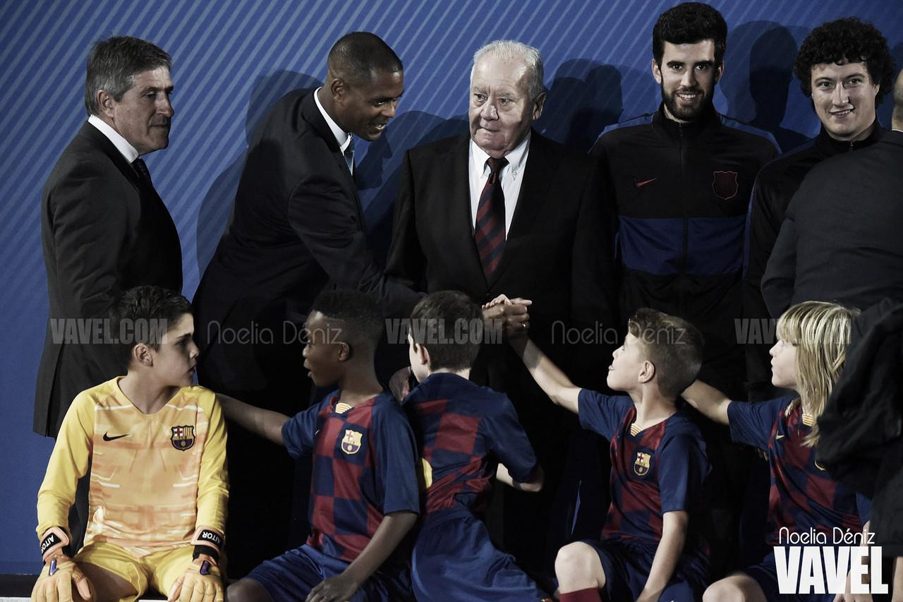 El FC Barcelona presenta a sus equipos de fútbol formativo 2019/20
