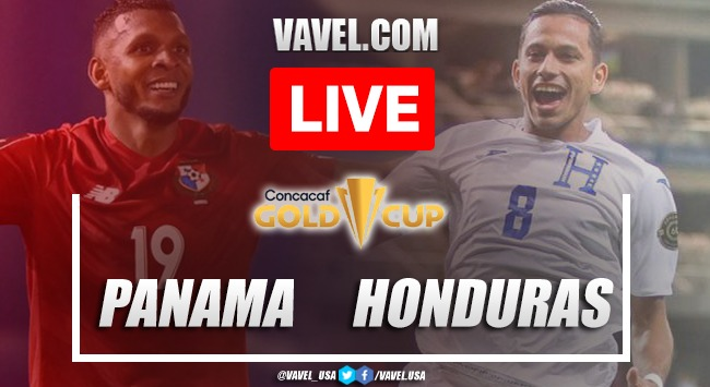 Goals and Highlights: Panama 2-3 Honduras in Gold Cup