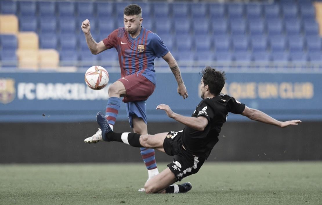 El Barça B listo para la Primera RFEF