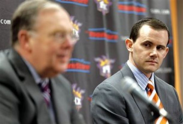 Phoenix Suns Reorder Front Office Positions
