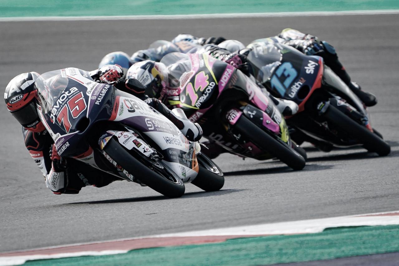 Gran Premio de Francia 2020: Ogura y Arenas duelo de titanes