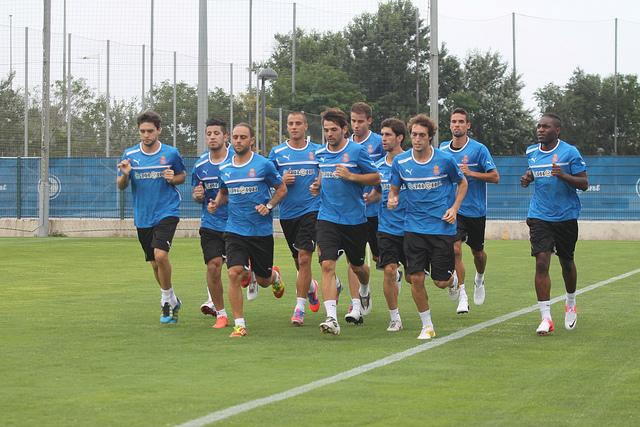 22 convocados para Zaragoza
