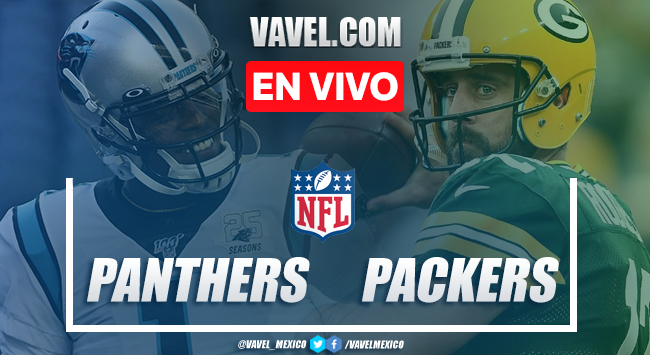 Resumen y touchdowns: Carolina Panthers 16-24 Green Bay Packers en NFL 2019