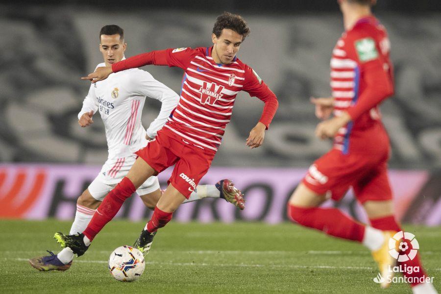 Real Madrid - Granada CF : puntuaciones del Granada, jornada 15 de LaLiga