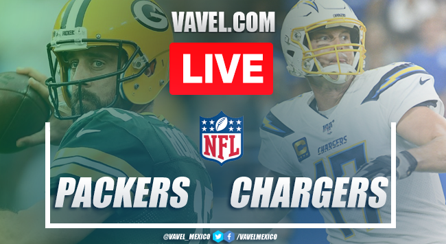 Packers vs Chargers: LIVE Stream Online and NFL Updates (11-26)