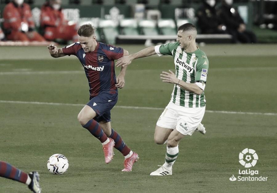 Análisis post: el Real Betis se lame las heridas del derbi