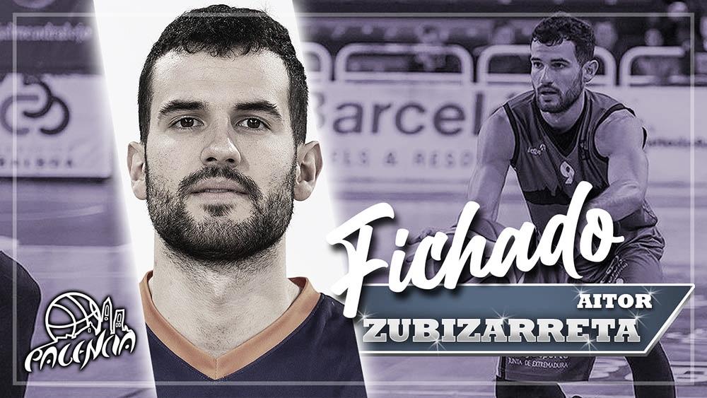Palencia Baloncesto anuncia el regreso de Aitor Zubizarreta
