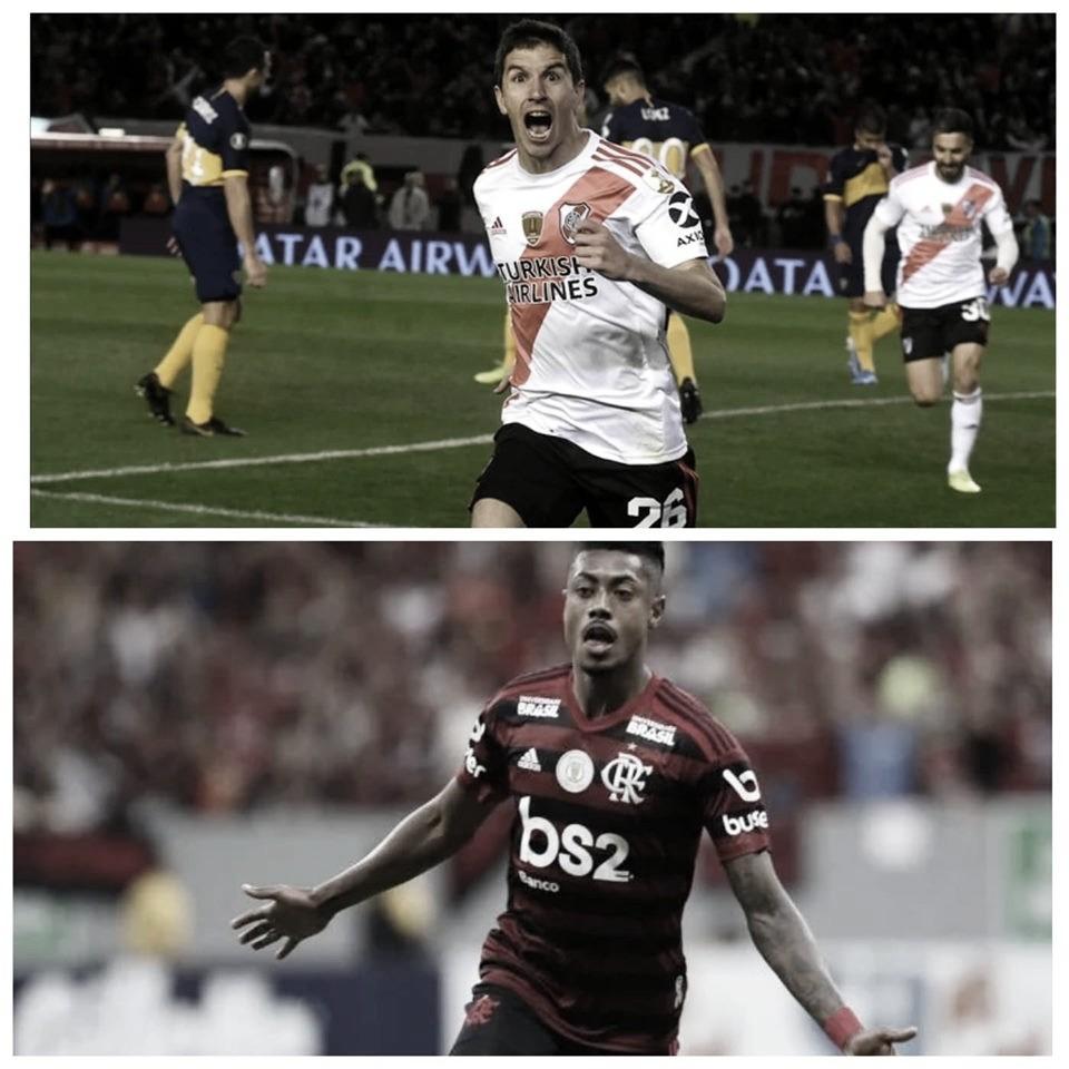Ignacio Fernández vs Bruno Henrique: la pelota siempre a ellos que ocurrirá otro milagro