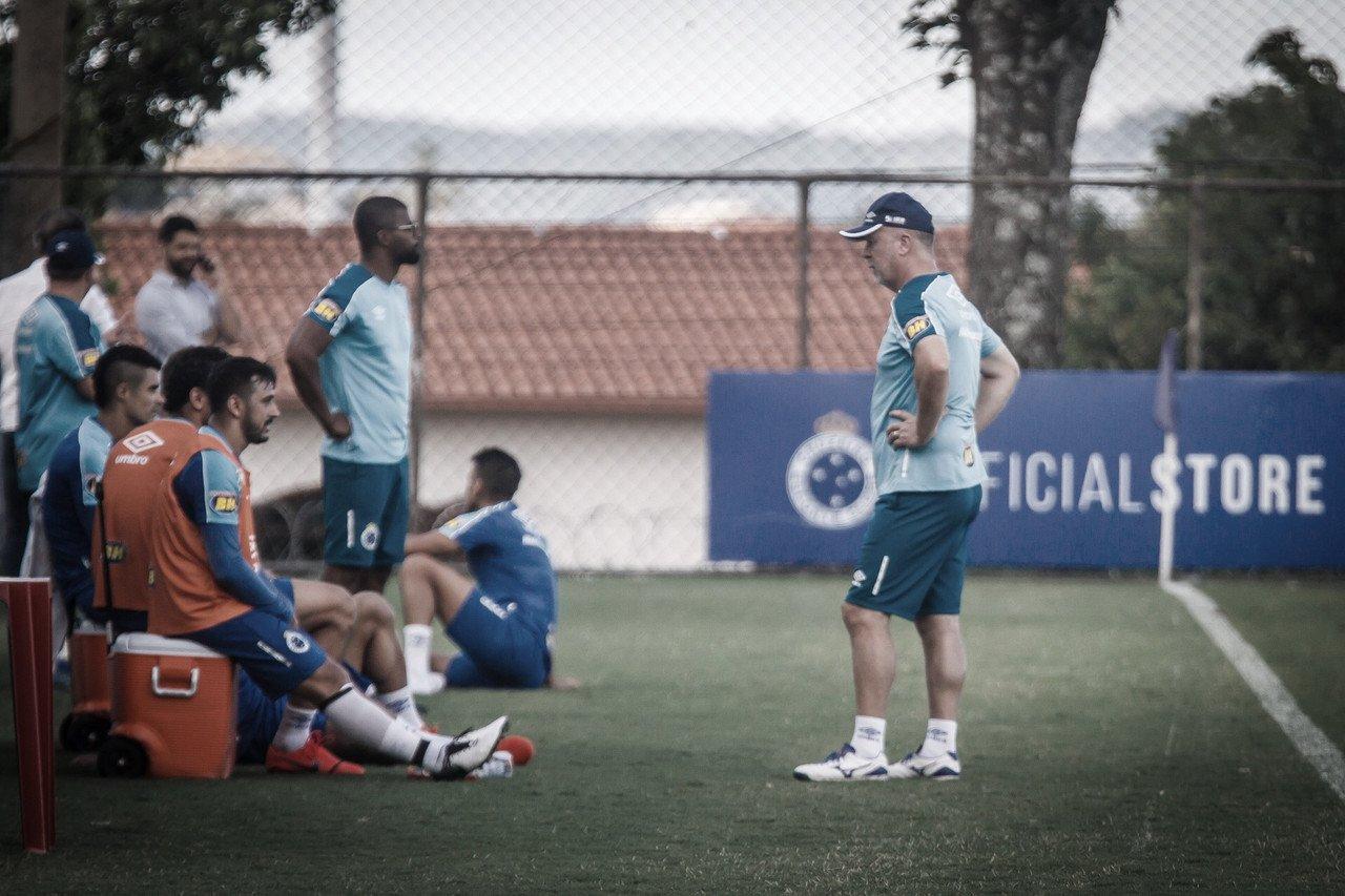 Cruzeiro espera manter invencibilidade contra Boa Esporte