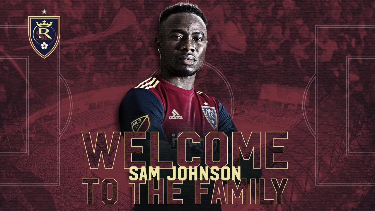 Johnson es el delantero de Real Salt Lake