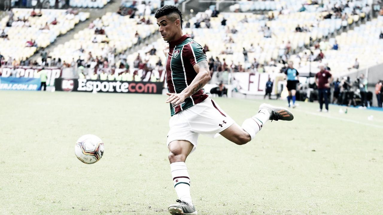 """Embalado à semifinal contra o Flamengo, Egídio afirma: """"Não tem nenhum monstro do outro lado"""""""