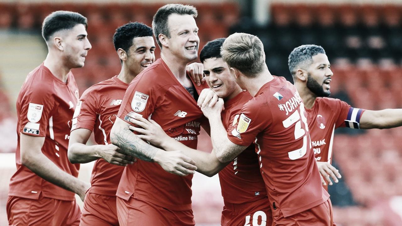 Leyton Orient deve confirmar W.O. contra Tottenham Hotspur em virtude de contaminados pela Covid-19