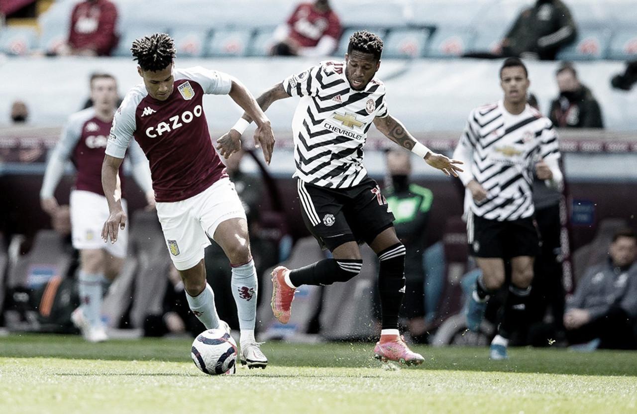 Gols e melhores momentos Manchester United x Aston Villa pela Premier League (0-1)