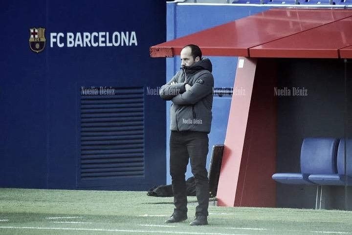 """Lluís Cortés: """"Estamos contentas con el resultado"""""""
