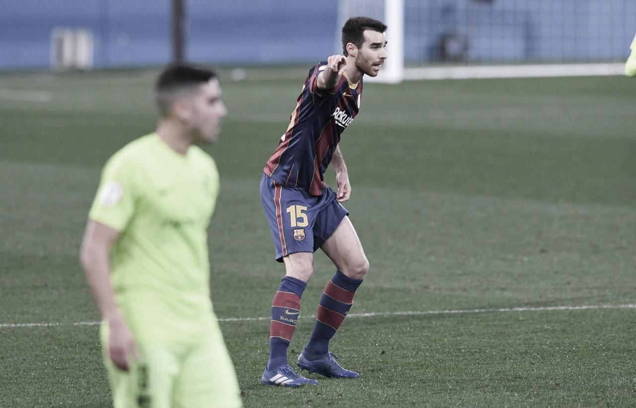 "Roger Riera:""¡Al Barça se viene a ganar!"""