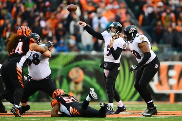 Baltimore Ravens And Cincinnati Bengals: Tales Of Two Different Teams