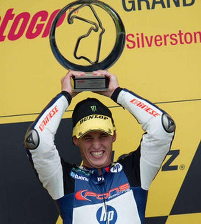 Pol Espargaró gana en Silverstone y Márquez es el nuevo líder