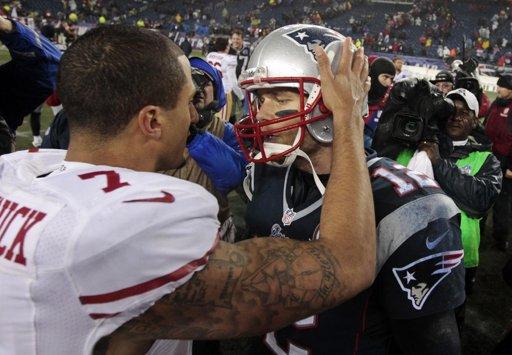 Los 49ers sobreviven a la remontada de los Patriots y firman su pase a playoffs