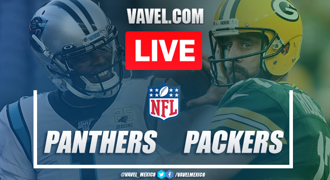 Highlights and touchdowns Carolina Panthers 16-24 Green Bay Packers, 2019 NFL Season
