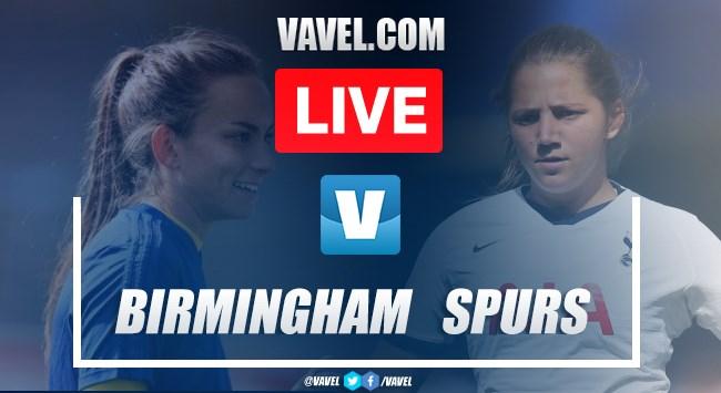 Birmingham City vs Tottenham Women: Live Stream, TV Updates and How to Watch Women's Super League 2019