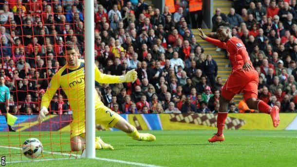 Liverpool 2-1 Southampton: Liverpool Player Ratings