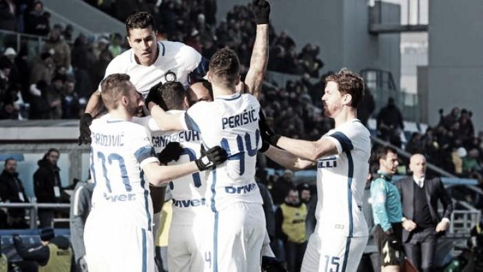 Sfatato il tabù trasferta: l'Inter regola di misura il Sassuolo grazie al Candreva-show