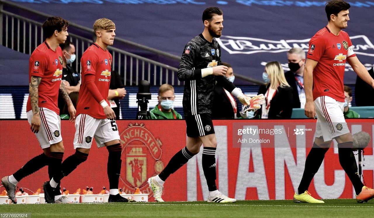 The warmdown: De Gea is starting to look like United's weakest link