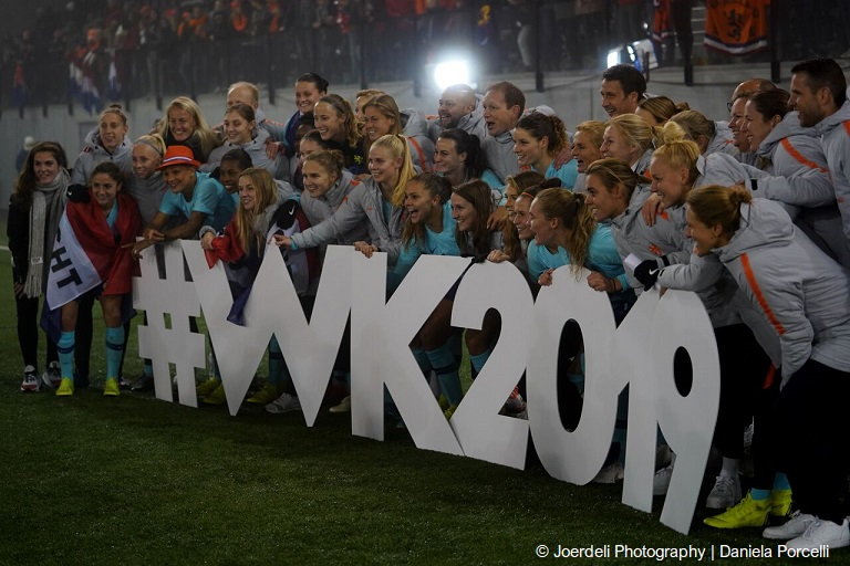 2019 Women's World Cup: Argentina and the Netherlands negotiate the playoffs