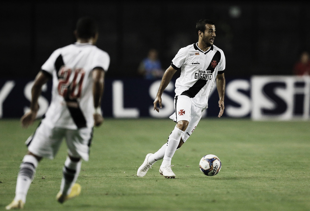 Podendo empatar, Vasco enfrenta Resende pela semifinal da Taça Guanabara