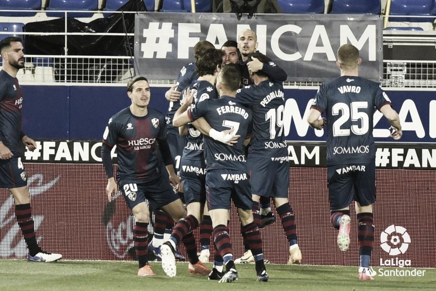 La SD Huesca oposita para la salvación