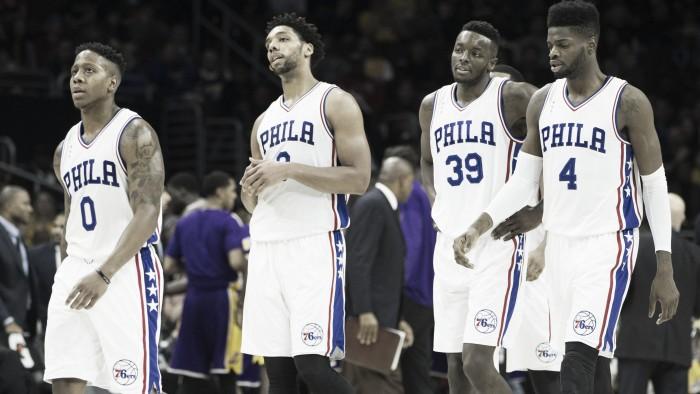 Philadelphia 76ers 2015: un récord de 16-70 lo dice todo
