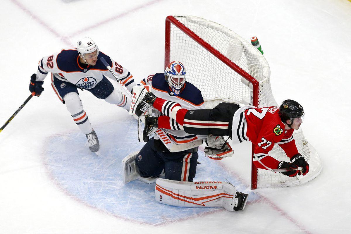 Crónica de la jornada: Chicago y Montreal ponen contra las cuerdas a McDavid y Crosby, Florida evita la barrida